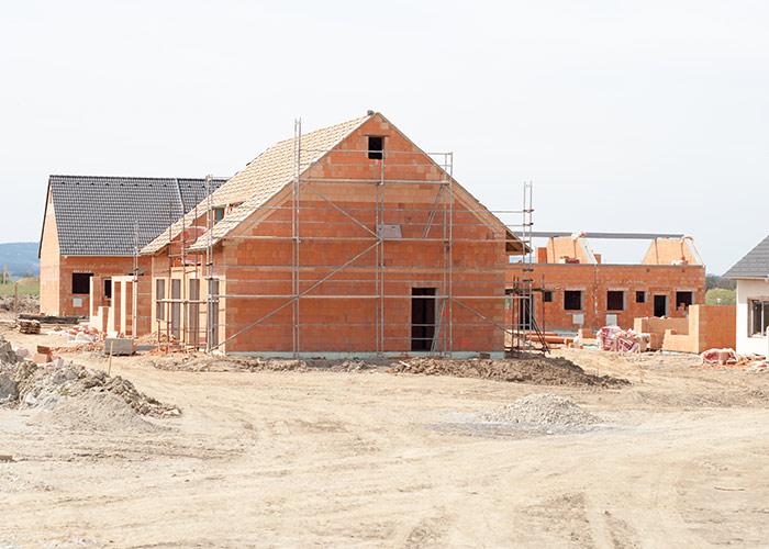 Construction de maison neuve à Genève