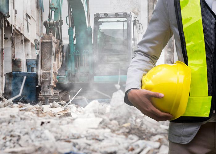 Entreprise de démolition à Genève